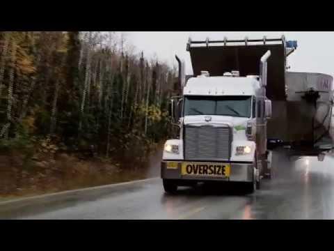 The Freightliner 122SD Delivers Big in Alaska for Alaska West Express   Truckload Transportation