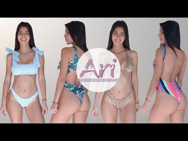 Bikini Try On Haul Trajes de baño de Coco Flamingo