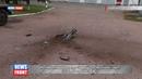 На Черниговщине летят снаряды по поселкам: горит склад боеприпасов ВСУ