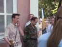 Взгляд в прошлое Ермоловский марш в Орле 24 мая 2007 год