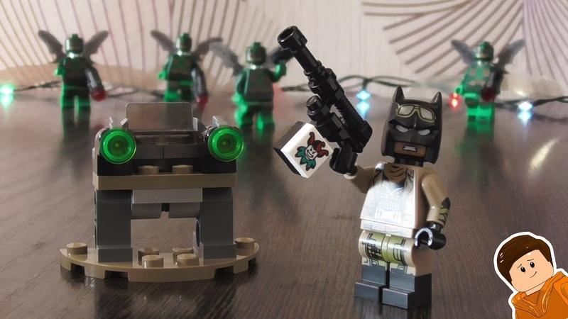БЭТ ПАК | LEGO ПАК 853744 ПО ФИЛЬМУ БЭТМЕН ПРОТИВ СУПЕРМЕНА