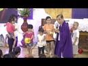 5 Bạn Nhỏ Đến Với Lòng Chúa Thương Xót Dành Tặng Heo Đất Để Làm Việc Bác Ái