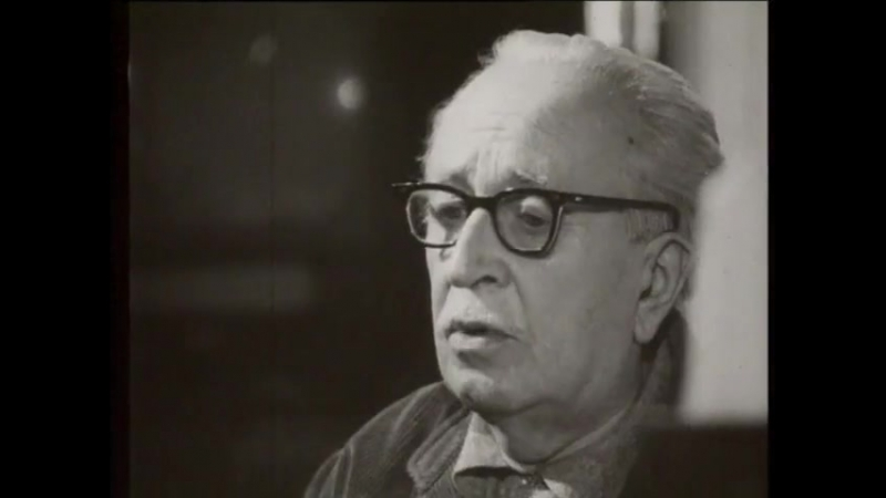 Лев Кулешов об Эффекте Кулешова 1969 _⁄ Lev Kuleshov on the Kuleshov Effect