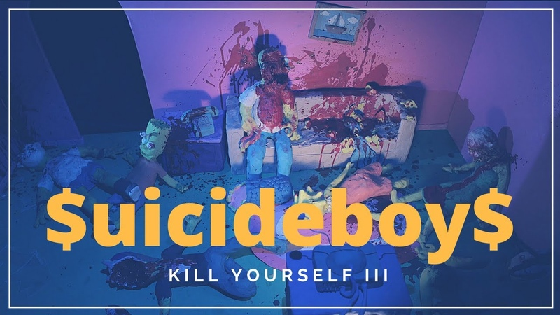 $UICIDEBOY$ - KILL YOUR$ELF III / ПЕРЕВОД / RUS SUB