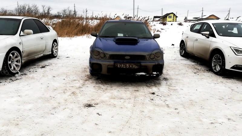 SubaruEKB Subaru Impreza Sti Spec C