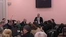 Встреча главы управы Рязанского района с жителями - 16.01.2018
