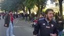 Así Están Viviendo Los Sevillistas en Roma la Previa del Partido contra la Lazio