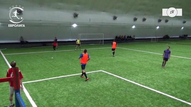 Евролига | Ницца - Уотфорд - 0-1