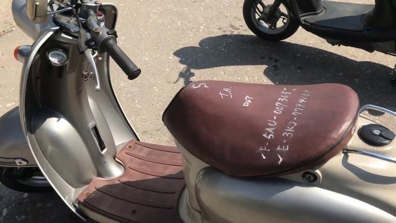 Скутер Yamaha Vino 5AU