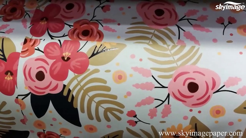 Daily sample test- 90gsm Economy sublimation paper