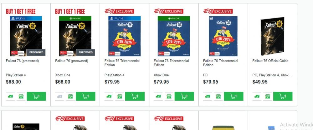 Fallout 76 переводят на free-to-play?
