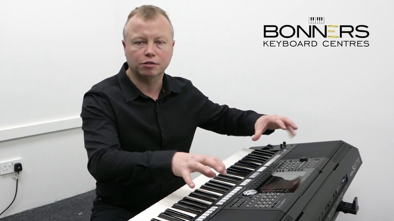 Yamaha PSR S975 Demonstration UK Buyers Guide