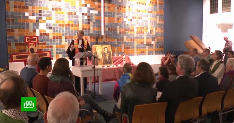 Церковь в Гааге спасает армянскую семью от депортации круглосуточной службой