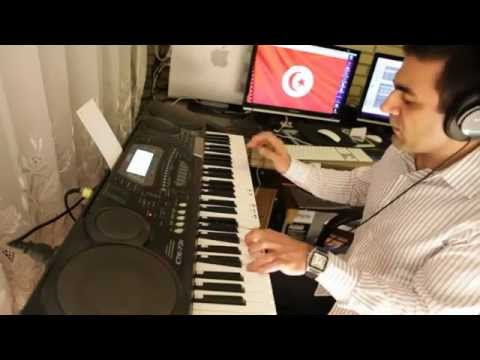 Hymne national de la Tunisie [Piano]
