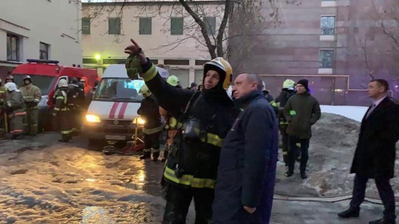 Что известно об обрушении перекрытия в здании университета ИТМО в Санкт Петербурге