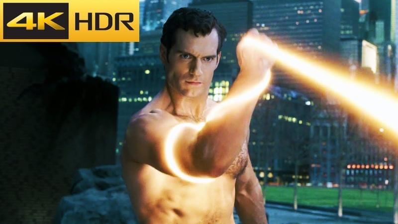 Evil Superman vs Justice League   Justice League 4k HDR