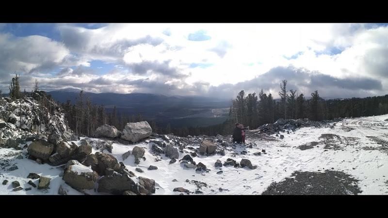 Я ездила на УРАЛЬСКИЕ ГОРЫ Гора Серебрянский камень