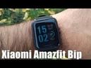 Xiaomi Amazfit Bip умные часы - обзор, настройка из коробки, актуальны ли в 2019