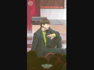 [FANCAM] 181214 EXO Chen Jongdae Focus @ Music Bank COMEBACK STAGE
