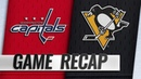 Letang's OT goal lifts Pens in wild affair with Caps