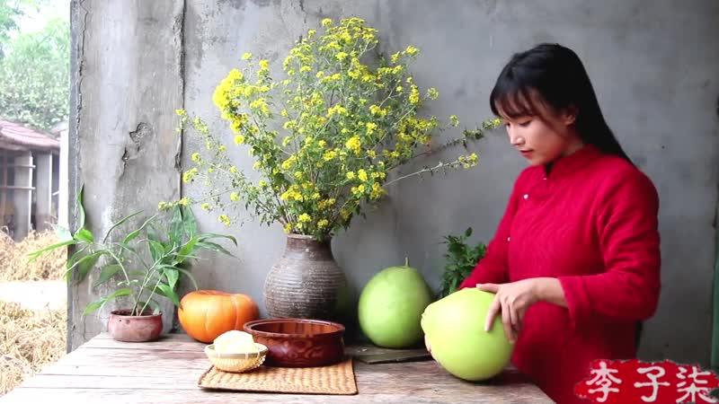 寒意渐浓的深秋,来碗暖人心脾的蜂蜜柚子茶可好