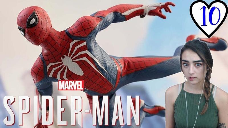 Halloween Party Mr. Negative / Marvel's Spider-Man / Part 10