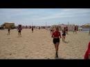 Энергия (Казань) - Барса (Самара/Саратов) 2-й тайм, Чемпионат ПФО по пляжному регби