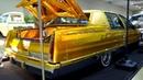 Cadillac Fieetwood Brougham LOWRIDER  キャデラック フリートウッド プロアム ローライダー