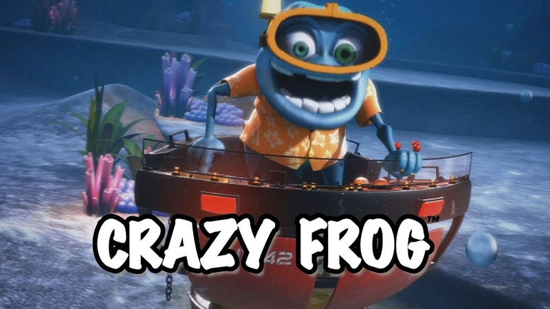 Crazy Frog Popcorn Official Video