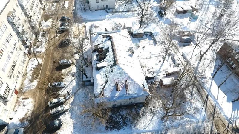 Взгляд сверху: крыши костромских многоэтажек не выдерживают погодных испытаний