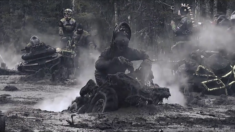 HardCore ATV Rampage! RUSSIAN ATVBATTLE 4. КВАДРОСПОР IV. ПОТРЯСАЮЩИЙ Тизер! Coming Soon!