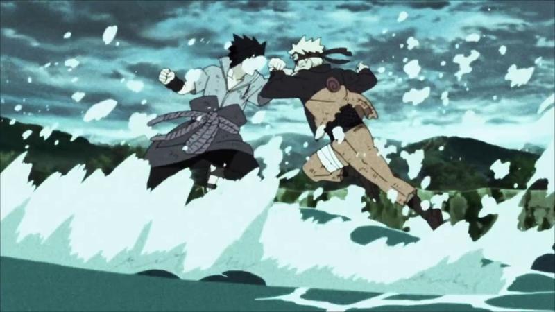 Naruto - Crossfire - [AMV]