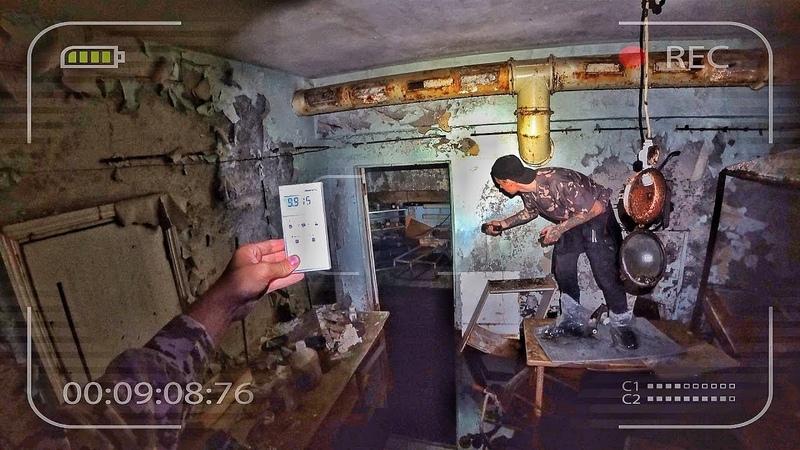 Нашел секретную лабораторию в Припяти Мутанты Чернобыля Тайна СССР раскрыта