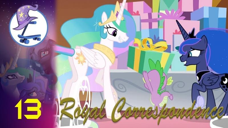 Royal Correspondence: Episode 13