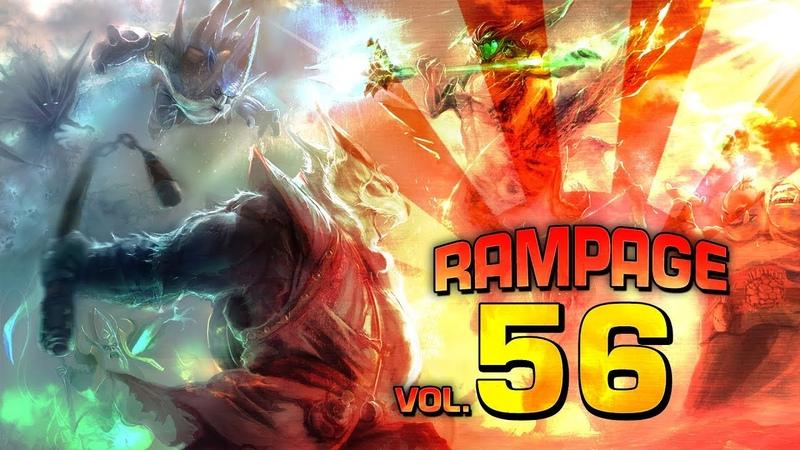 Dota 2 Symphony of Rampage 56