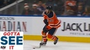 GOTTA SEE IT Connor McDavid Chases Devan Dubnyk From The Net With A Spectacular Solo Effort