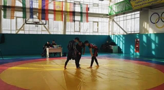 CheckMat Kazakhstan Jiu Jitsu on Instagram @artem k 12 in action at UWW Almaty Open checkmat kazakhstan checkmatalmaty checkmat bjj trainsma