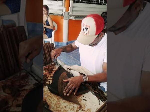 Своими глазами 👀 Доминиканские сигары 👍