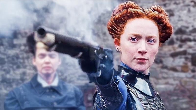 Две королевы Mary Queen of Scots (2018) трейлер