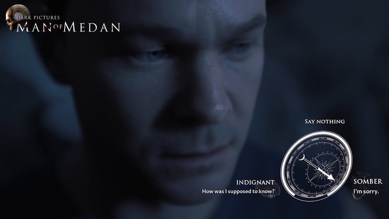 The Dark Pictures Man of Medan - DEV DIARY - Dont Play Alone (Pt 2) - PS4Xbox1PC