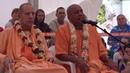 6) E.C. Шрила Девамрита Свами Махарадж - инициация (лекция)
