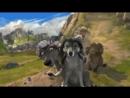 Первая охота Кейт (Момент из мультфильма Альфа и Омега: Клыкастая братва)