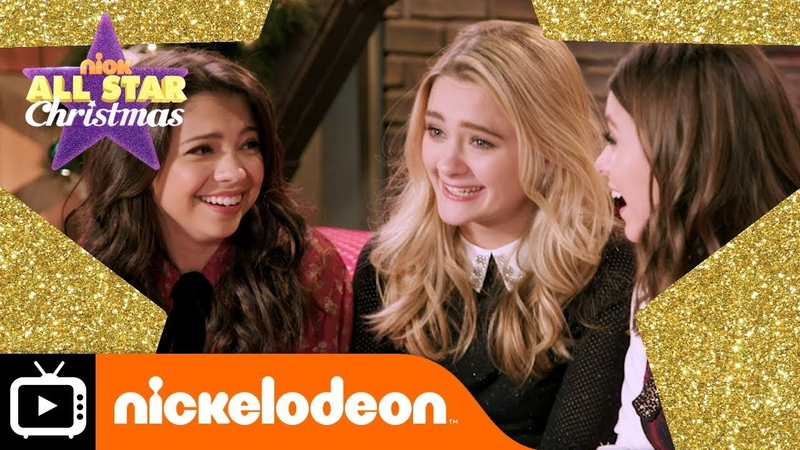 All Star Christmas   Survival Tips - Cree, Maddie and Lizzy   Nickelodeon UK