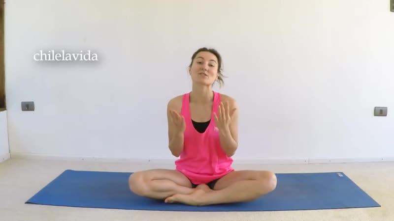 Йога перед сном Расслабление тела и ума