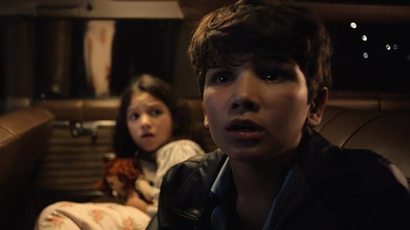 The Curse of La Llorona - Teaser Trailer [HD]