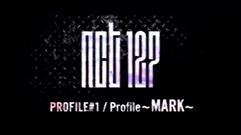Mark (NCT) Video Profile @ Yahoo Japan