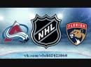 Colorado Avalanche vs Florida Panthers 06.12.2018 NHL Regular Season 2018-2019
