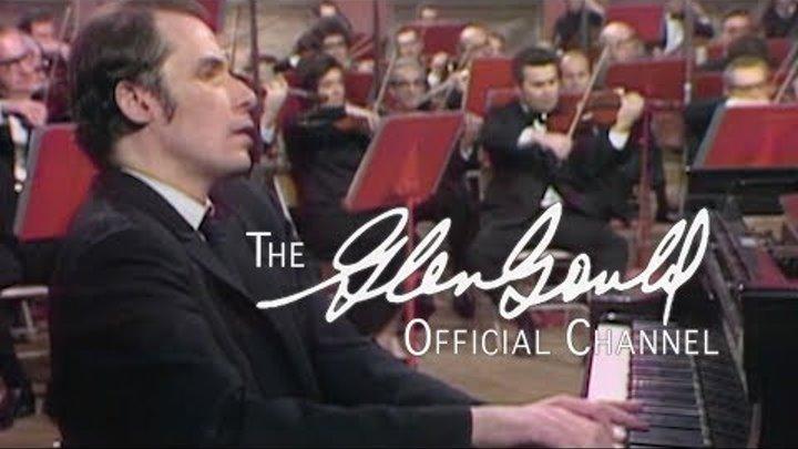 Glenn Gould - Beethoven, Concerto No. 5 in E-flat major op.73 Emperor - Part 1 (OFFICIAL)