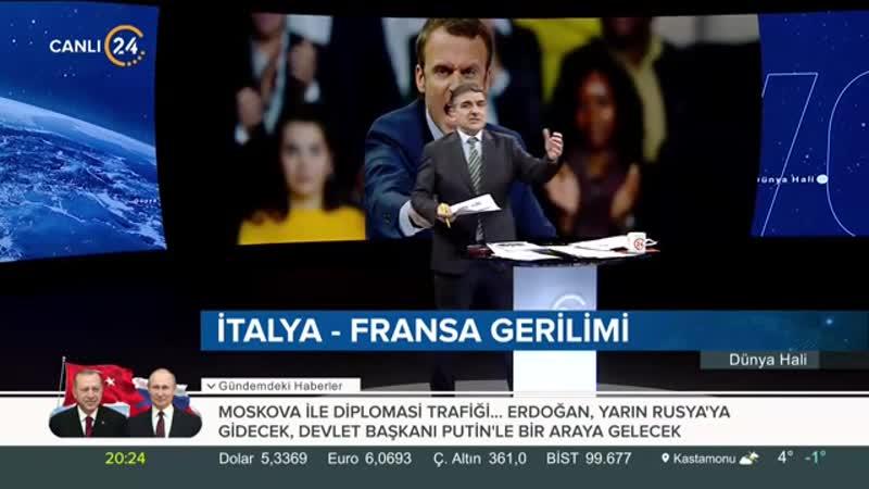 Selim Atalay ile Dünya Hali (22.01.2019)