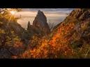 Сказки осеннего леса Осенняя прозрачность Крыма Bright colors of autumn HD